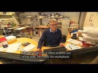 Приколы: Пугливый норвежец Бассе Андерсен